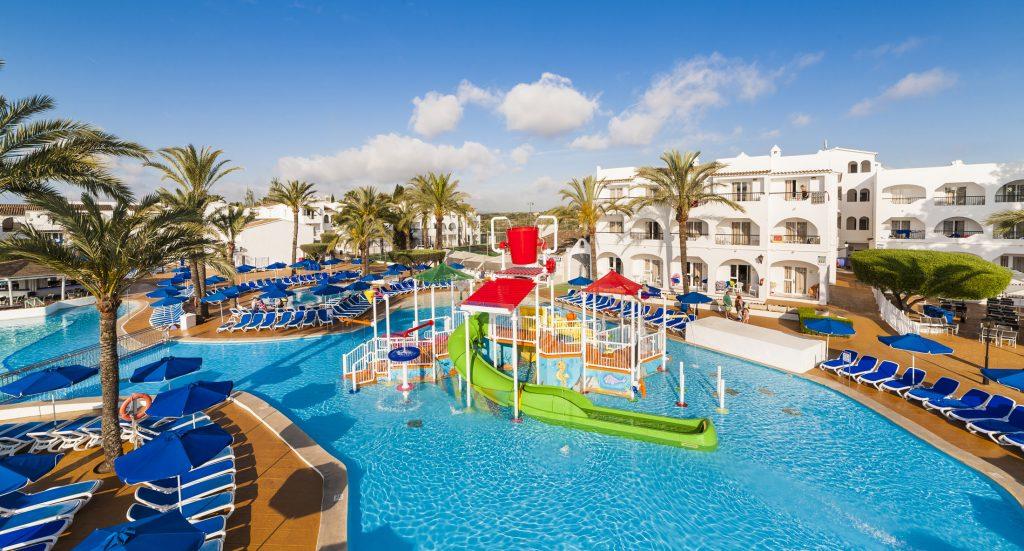 Globales Bouganvilla Hotel en Mallorca