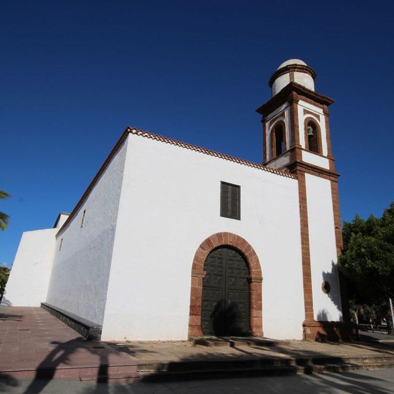 iglesia nuestra senora de antigua fuerteventura