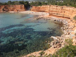 Las mejores calas de Ibiza. Sa Caleta