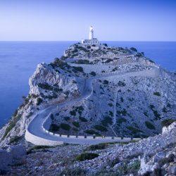 Ruta ciclsta al Faro de Formentor