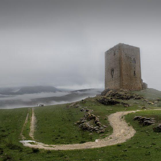 Castillo de Teba, Castillo de la Estrella