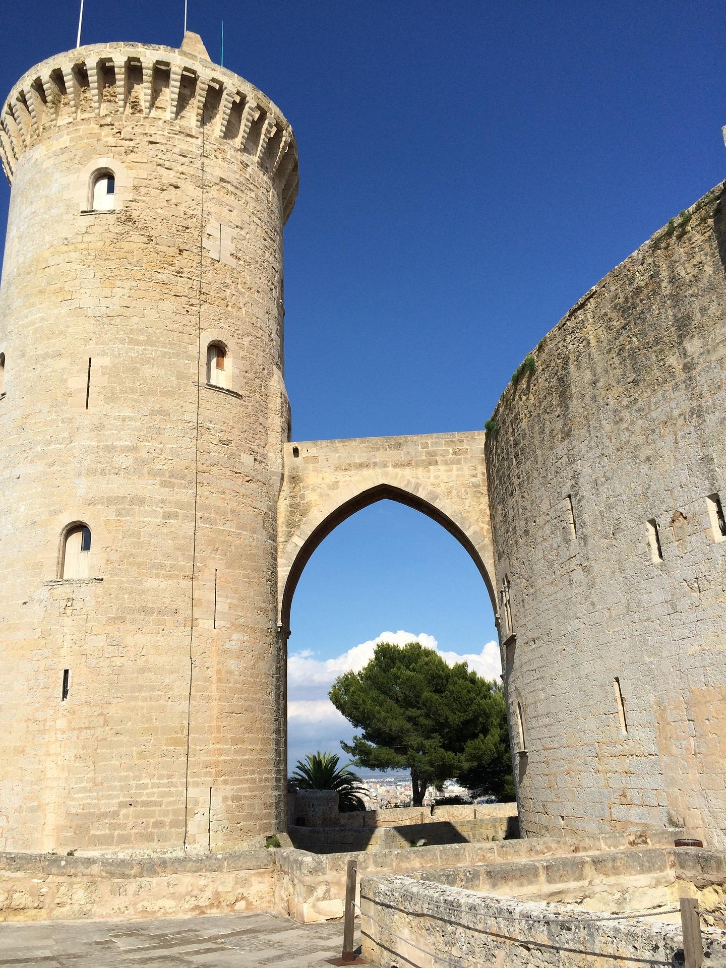 Visitar el castillo de Bellver
