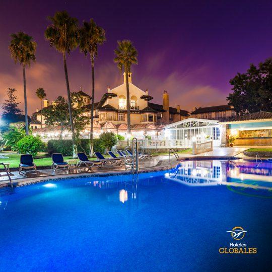 Historia del hotel Globales Reina Cristina