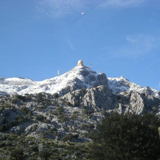 En Semana Santa, ven a Mallorca y sube al Puig Major