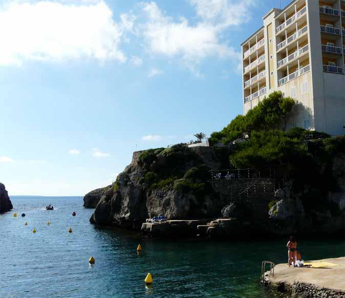 Hotel Globales Club Almirante Farragut
