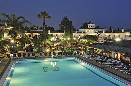 hotel globales cortijo blanco