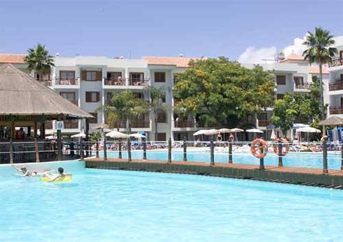 tenerife aparthotel residencial globales tamaimo tropical
