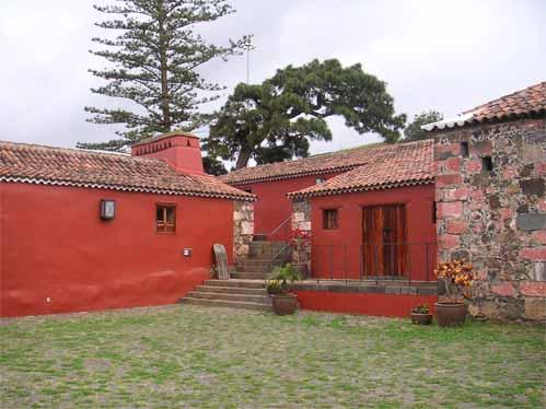 Casa del Vino La Baranda, en Tenerife
