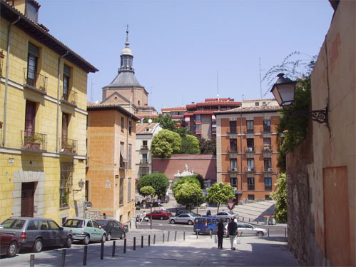 Reservar Hotel en Madrid