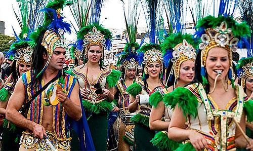 Carnaval de Fuerteventura. Puerto del Rosario