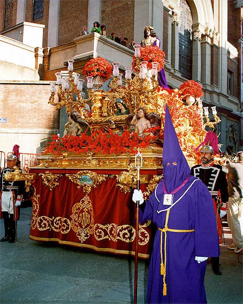 Procesiones de Semana Santa 2013 en Madrid