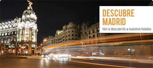 HOTELES BARATOS PUENTE 1 DE MAYO 2013 MADRID