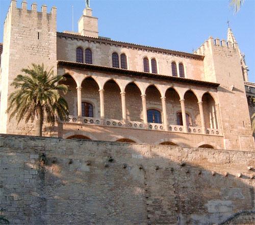 PALACIO DE LA ALMUDAINA MALLORCA HOTELES BARATOS VACACIONES