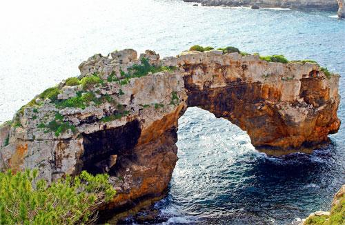 Cala Llombards una de las mejores calas de Mallorca