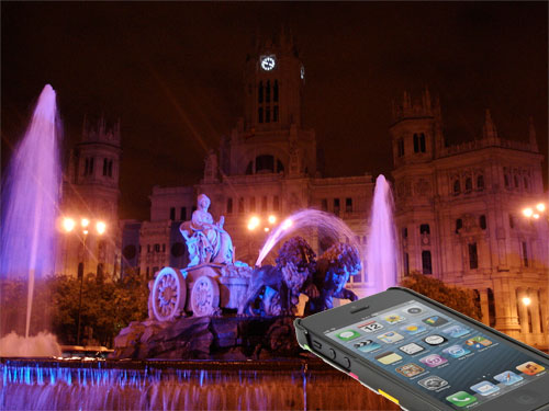 GUIA TURISTICA MADRID PARA MOVILES SMARTPHONES APP