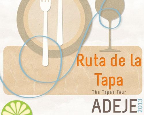 RUTA DE LA TAPA DE ADEJE 2013 TENERIFE