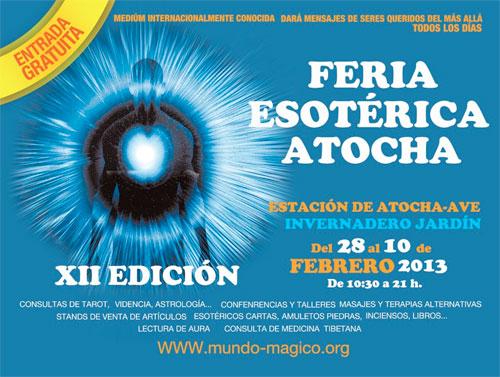 Feria Esoterica y Alternativa de Madrid 2013 HOTELES ESCAPADAS