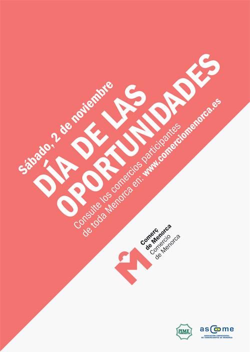 Menorca DIa de las Oportunidades 2013