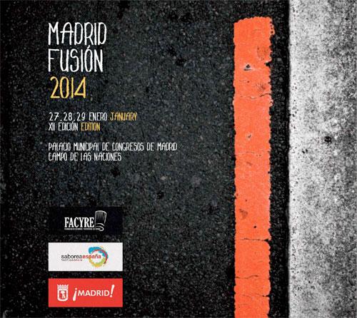 MADRID FUSION 2014