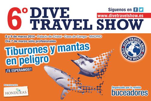 Madrid Dive Travel Show 2014