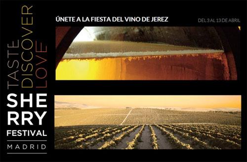 Sherry Festival Madrid 2014