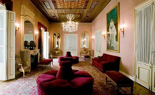 bienvenidos a palacio madrid
