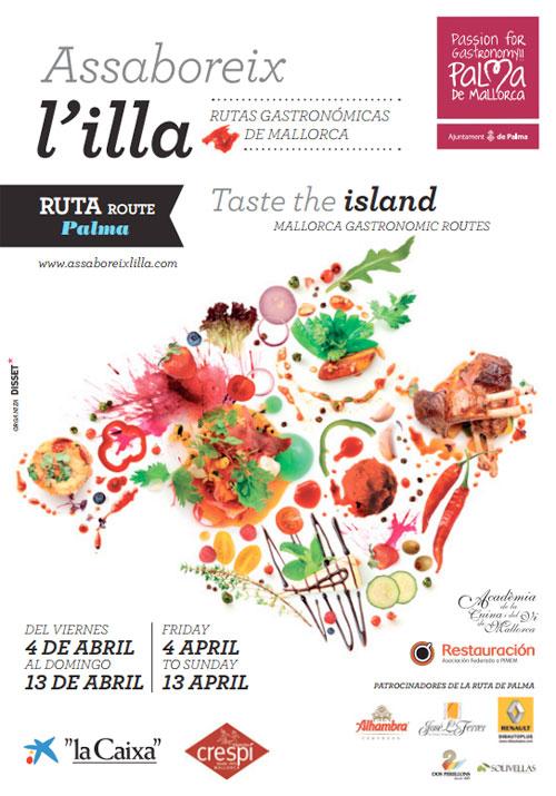 ruta gastronomica mallorca 2014
