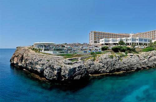 hotel globales club almirante farragut ciudadela menorca