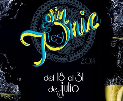 Madrid Gin Tonic Fest 2014