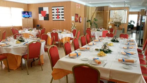 banquetes hotel globales de los reyes