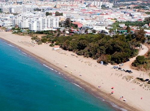 mejores playas de marbella