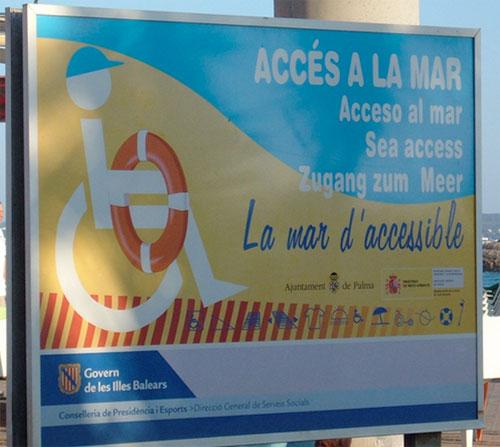 playas accesibles en mallorca