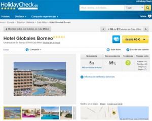 hotel globales borneo mallorca