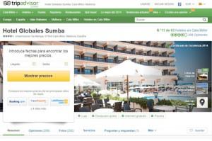 hotel globales sumba cala millor mallorca