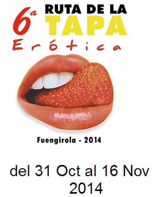 ruta tapa erotica fuengirola 2014