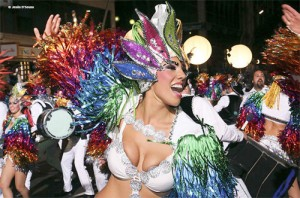 tenerife carnaval 2015