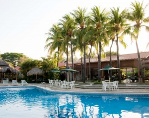hotel globales camino real en managua