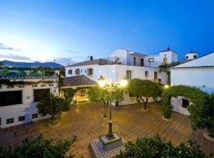 marbella hotel globales pueblo andaluz