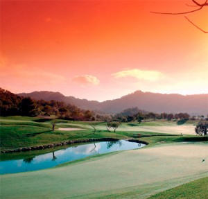 hoteles golf islas baleares