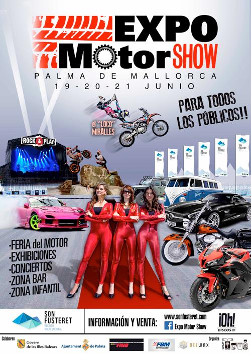 expo motor show 2015 mallorca