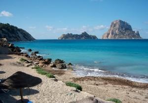 5 mejores playas ibiza