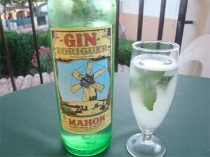 gin-tonics en menorca