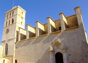 ibiza catedral