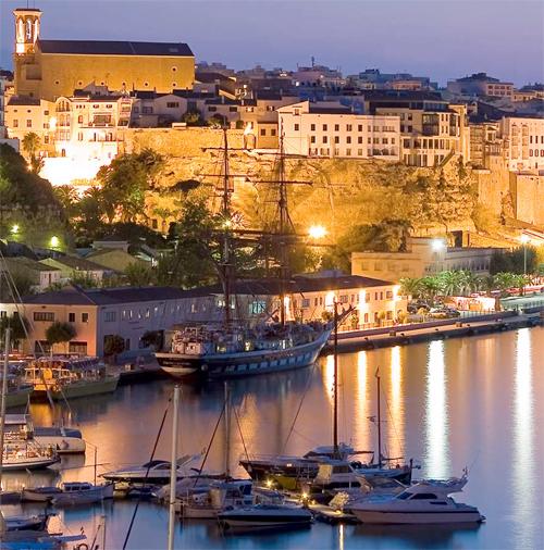 mejores destinos turisticos en menorca
