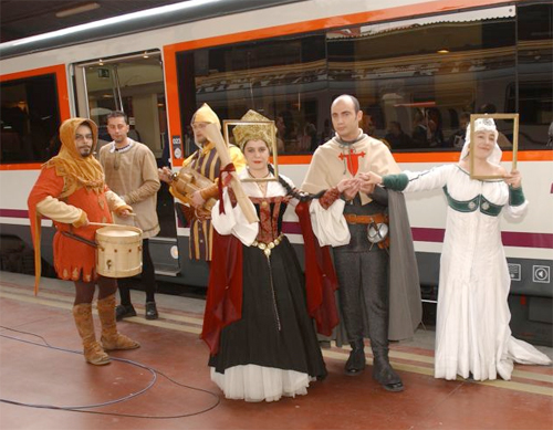 tren medieval de siguenza madrid
