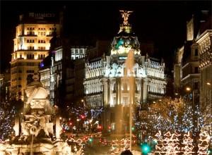 vacaciones navidad madrid