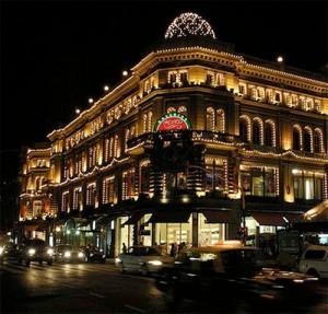 ofertas hoteles navidad buenos aires