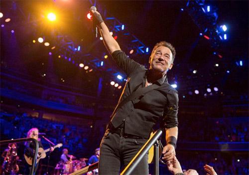 concierto de Bruce Springsteen en madrid
