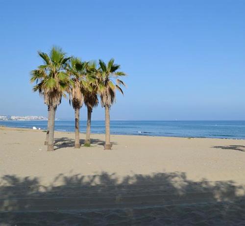 playa de rio real marbella