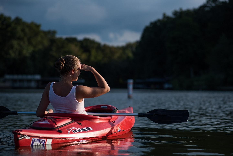 Vuelta a Dragonera en kayak
